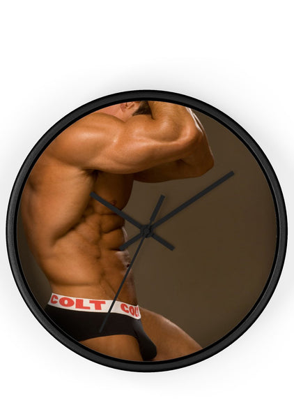 COLT Man Wall clock