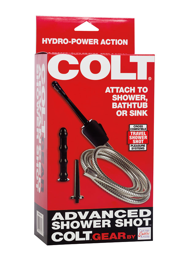 colt advanced shower shot package front