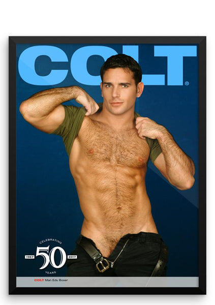 colt man edu boxer poster main