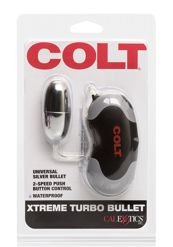 colt xtreme turbo bullet package front