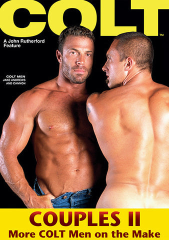 gay muscle porn movie COUPLES II: MORE COLT MEN ON THE MAKE | hotmusclefucker.com