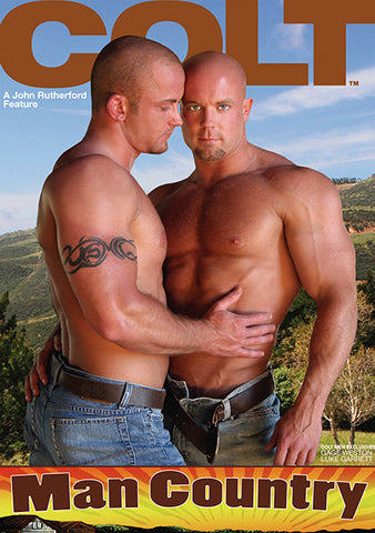 gay muscle porn movie MAN COUNTRY | hotmusclefucker.com