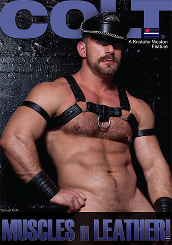 gay muscle porn movie MUSCLES IN LEATHER | hotmusclefucker.com