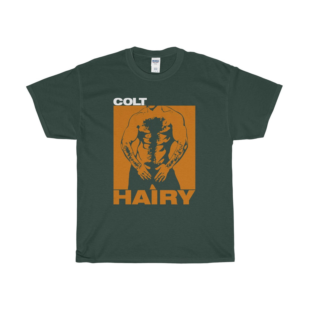 COLT Hairy Chested Tee - Dark