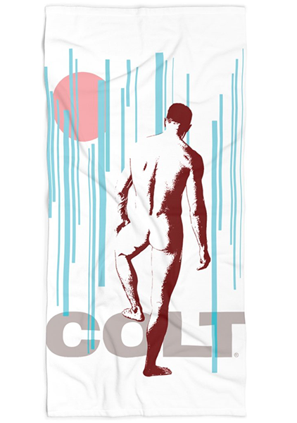 COLT Beach Towel - Butt Beautiful