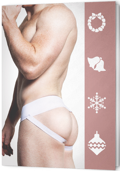 COLT Man Holiday Card - Seth Fornea