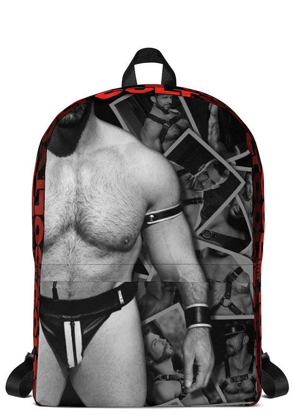 leather man backpack main