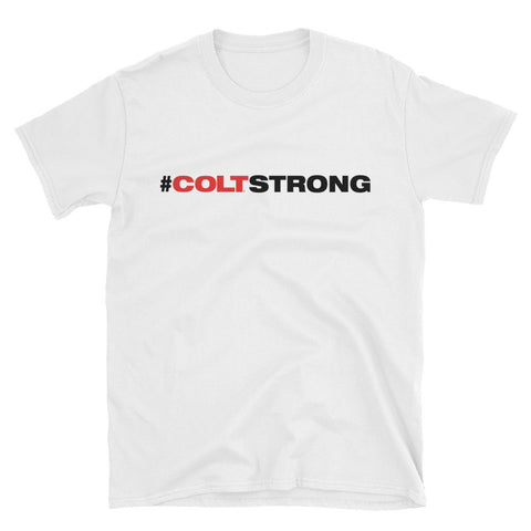 COLT Strong Tee - White