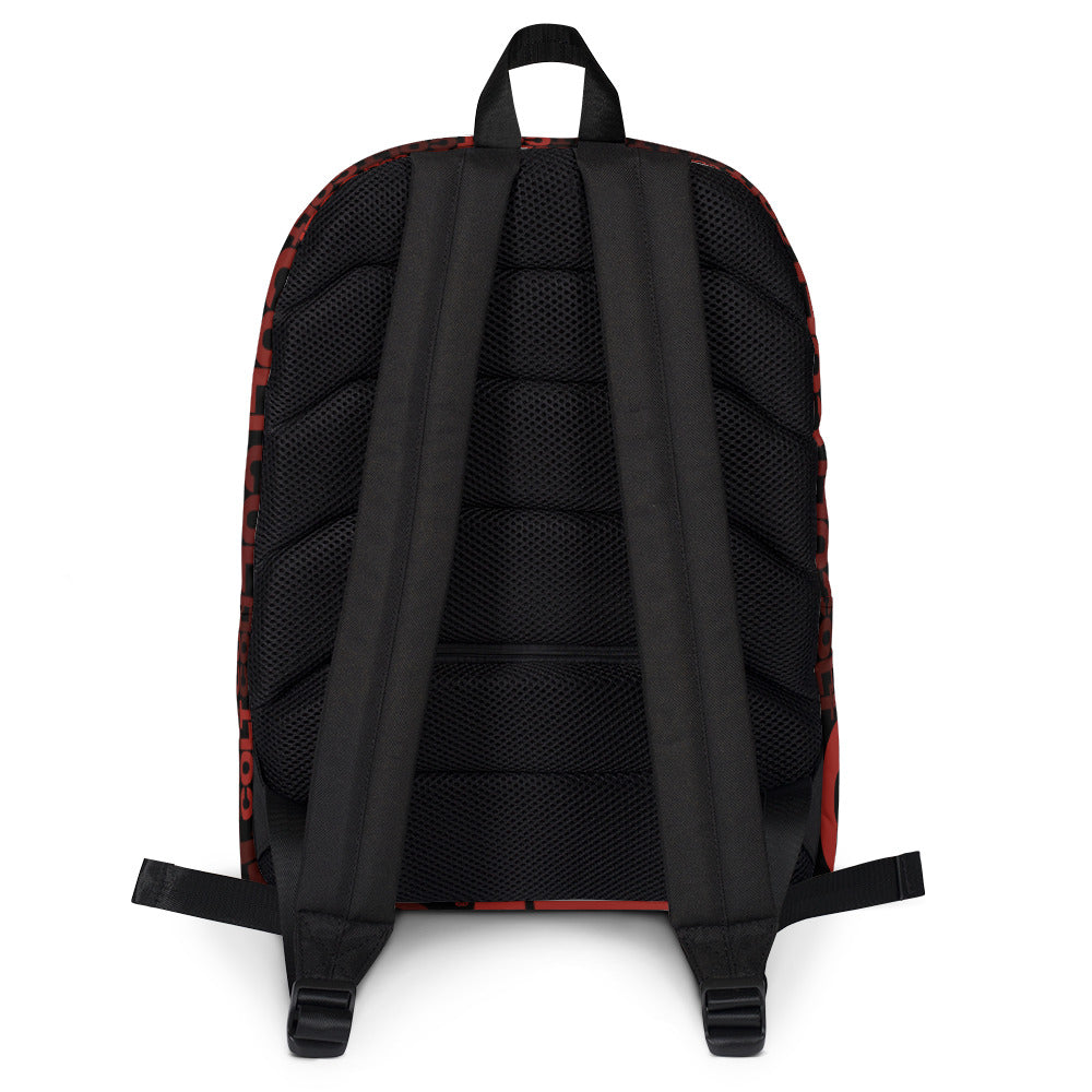 COLT Man Leather Backpack