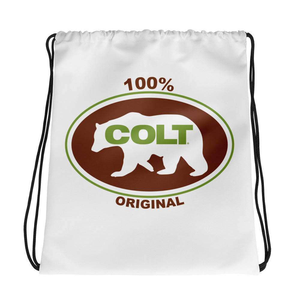 COLT Bear Drawstring bag