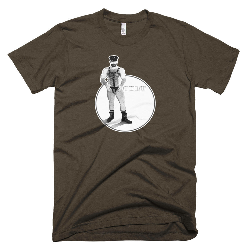 COLT Leather Man Tee