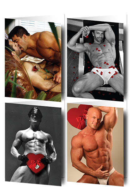 COLT Valentine's Collection Greeting Cards