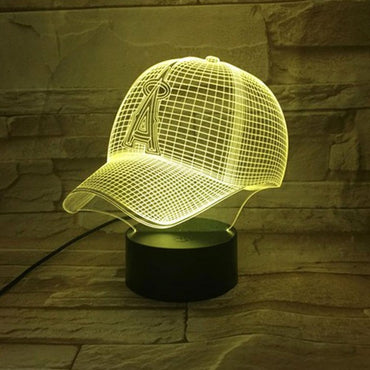 LED 3D night lights