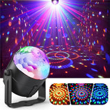 Rotating Ball Lights