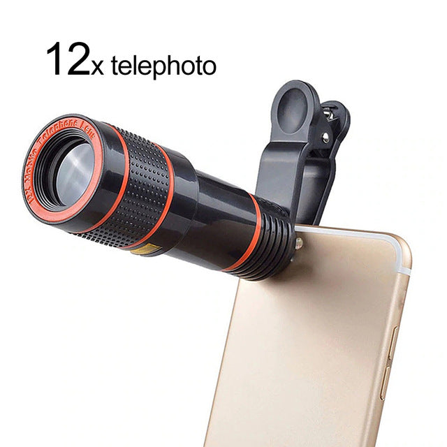 Mobile Phone Telescope