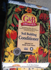 Gardener and Bloom Soil Building Conditioner 1.5 and 3. cu ft