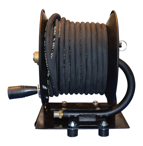 15m Manual Hose Reel on Carry Frame complete with hose For Karcher 'K' Series Pressure Washers
