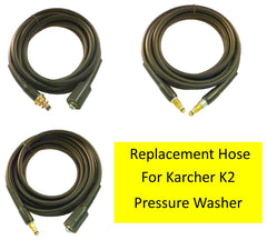Karcher style K2 replacement Hose ( 3 hose styles available )