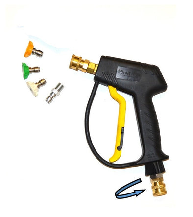 Aldi Workzone Electric Model with Quick fit Short Trigger with Quick fit Nozzles