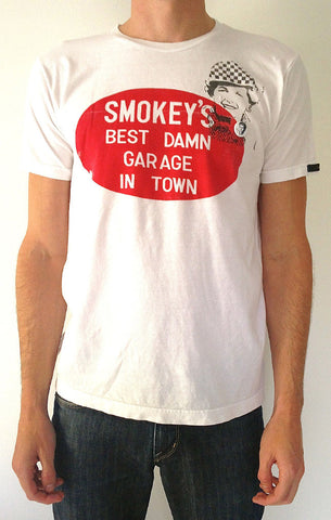 Wallace Garage Tee- MEN'S