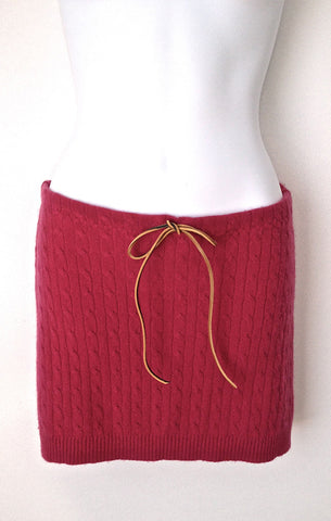 Cashmere Mini in Berry