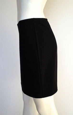 Basic Black Pencil Skirt