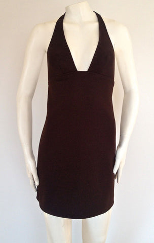 Cocoa Halter Dress