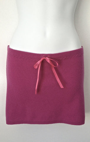 Cashmere Mini Totally Fuchsia