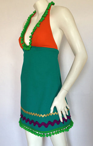 Giana Fiesta Dress