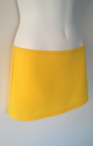 Honey Bee Mini Skirt