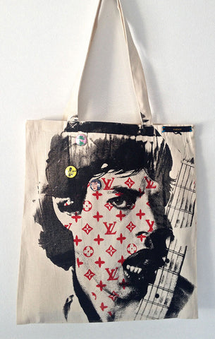 Wallace Tote- Mick and Louis