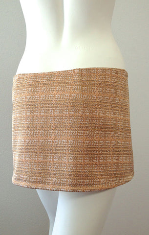 Mini Skirt in Palapa