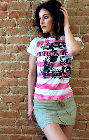 Wallace Punk Rock Tee