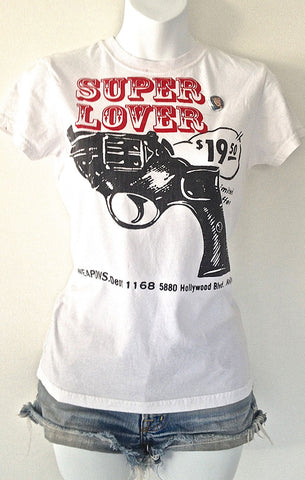 Wallace Super Lover Tee