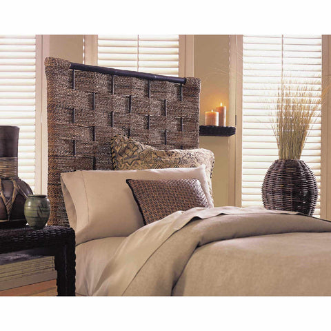 Padma's Plantation Abaca Weave Headboard - Twin