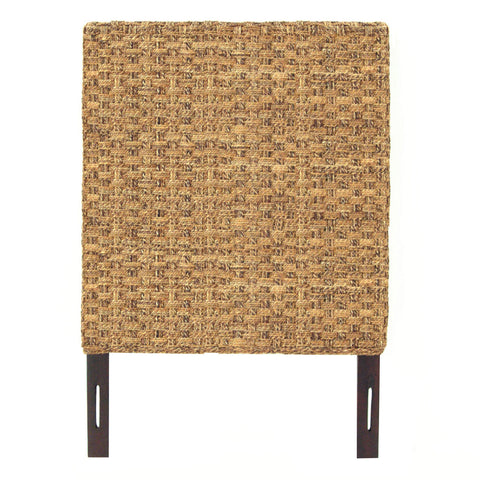 Padma's Plantation Basket Weave Headboard - King