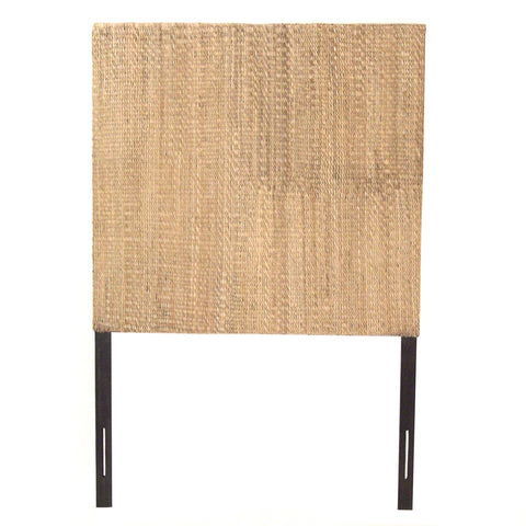 Padma's Plantation Grass Weave Headboard - Twin