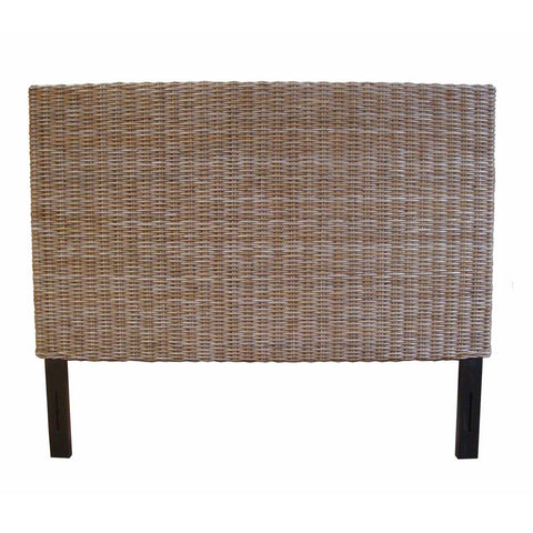 Padma's Plantation Kubu Weave Headboard - King