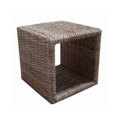 Padma's Plantation KUBU WOVEN CUBE - SINGLE