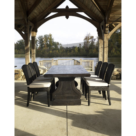 Padma's Plantation Outdoor Bay Harbor Side Dining Chair