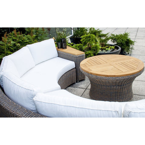 Padma's Plantation OUTDOOR BARBADOS OUTDOOR CHAT TABLE