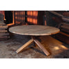Padma's Plantation OUTDOOR BORA-BORA CHAT TEAK TABLE