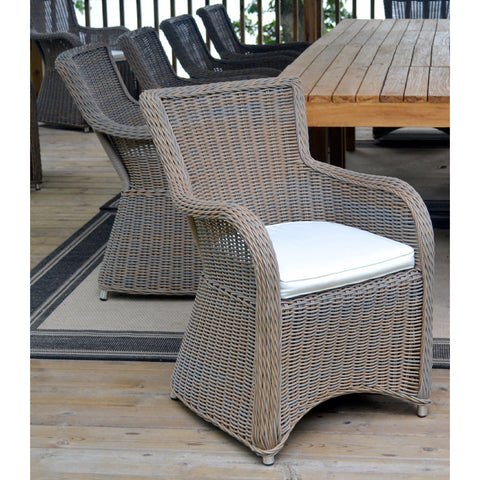 Padma's Plantation Krista Outdoor Arm chair