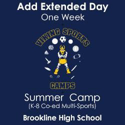 Add Extended Day - Two Day Camp