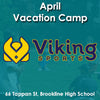 April Vacation Daily Rate Multi-Sports Camp