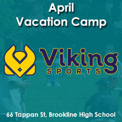 April Vacation Multi-Sports FOUR-Day Camp (Tue-Fri Only)