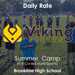 WK 02 Multi-Sports Camp - Daily Rate