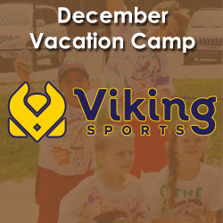 Select THREE Days - December Vacation Multi-Sports Camp