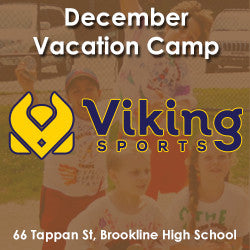 December 4-day Multi-Sports Vacation FOUR-Day Camp (Tue-Fri Only) w/ Early Drop Off & Extended Day