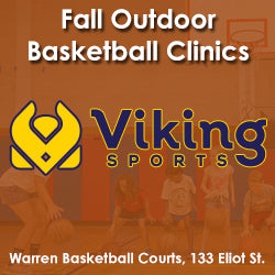 Winter - Sunday 2:00 Basketball (Ages 7 & 8)